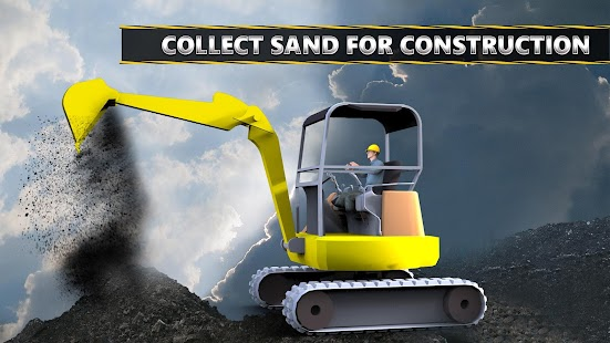 Excavator Crane: Heavy Duty Construction Simulator - náhled