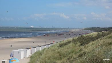 Photo: holanské pobřeží u Cadzand