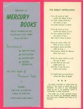 Photo: Mercury Books