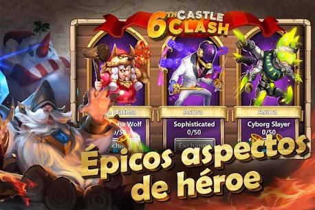 Castle Clash: Epic Empire ES 10