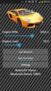 GTSoundSim OBDII Engine Sounds screenshot 1