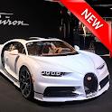 Bugatti Chiron Wallpaper 2021 HD 4K icon