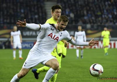 """Gand a étonné Tottenham: """"Eric Dier était impressionné par notre jeu physique"""""""