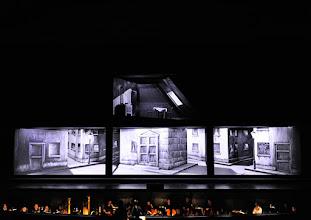 Photo: Salzburger Osterfestspiele 2015: CAVALLERIA RUSTICANA. Premiere 28.3.2015, Inszenierung: Philipp Stölzl. Copyright: Barbara Zeininger