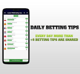 Leader Bet PRIME Betting Tips 1