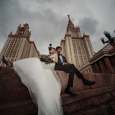 Wedding photographer Viktor Babincev (BVGDrug). Photo of 24.09.2018