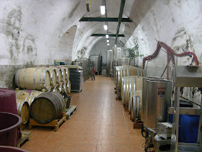Photo: Winery in old war tunnels, Vis Island