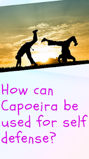 Quick Step Capoeira Tactic - náhled