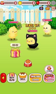 Animal Judy: Chick care - screenshot