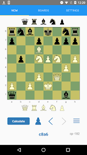 Next Chess Move - náhled