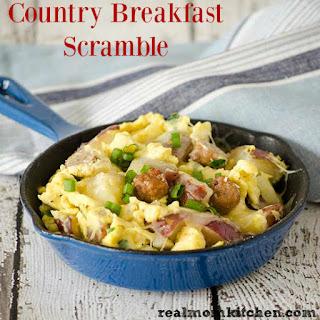 Country Breakfast Scramble