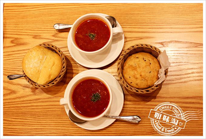Afternoon Tea統一午茶時光套餐附湯麵包1