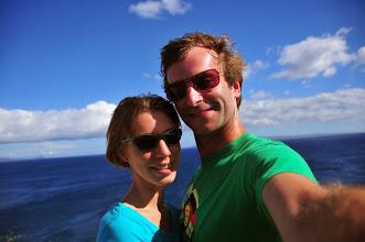 Photo: Us - what a trip.