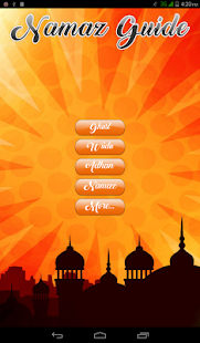 Namaz Guide- screenshot thumbnail