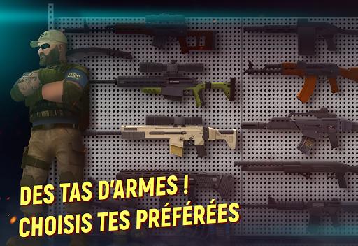 Code Triche Tacticool - jeu de tir en 5 contre 5 mod apk screenshots 4