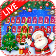 Santa Christmas Day Keyboard Theme apk