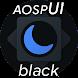 Substratum Theme Black aospUI +Pie,Samsung,One UI