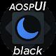 Substratum Theme Black aospUI +Pie,Samsung,One UI Android apk