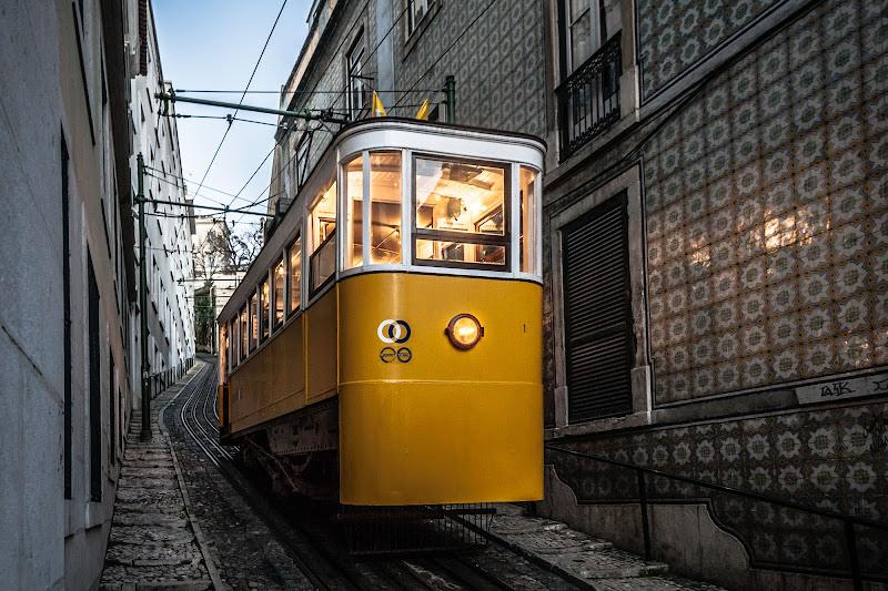 Su e giù per Lisbona di icomo