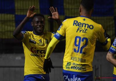 Officiel: Angban, prêté à Waasland-Beveren la saison dernière, rejoint un club français