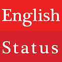English Status Only icon