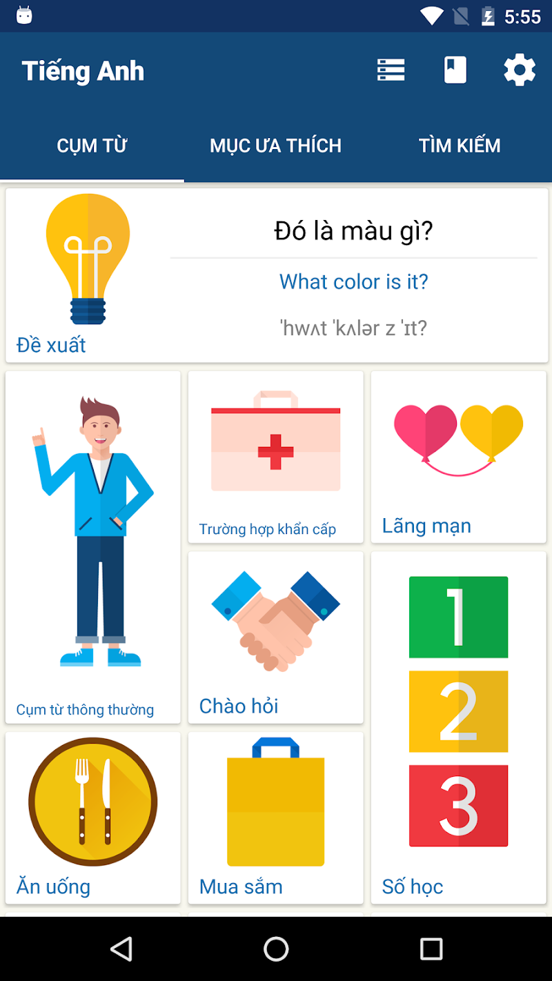 Phrasebook – Learn Languages v13.5.0 [Pro]