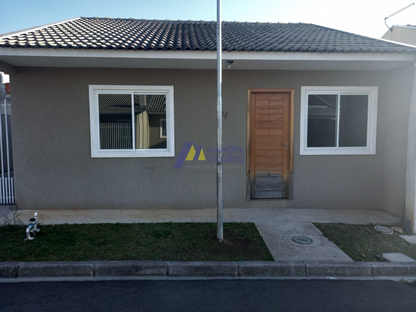 Casa de Condominio em Costeira  -  Araucária
