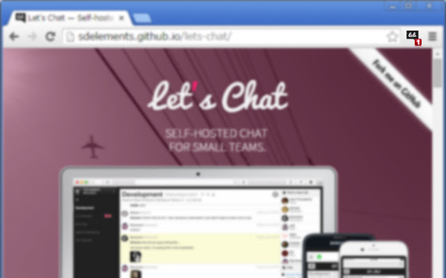 Let's Chat Notifier