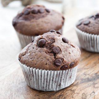 Vegan Chocolate Muffins Recipes.