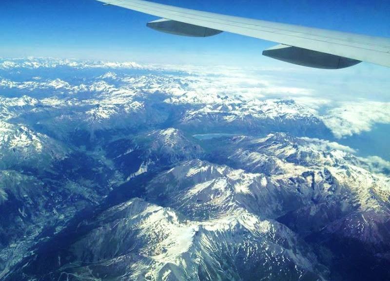 Sorvolando le Alpi di annabus58