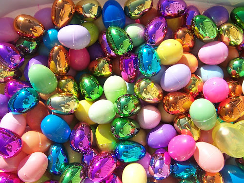 eggs by Susanne Carlton - Artistic Objects Other Objects ( colorful, oval, shiny,  )