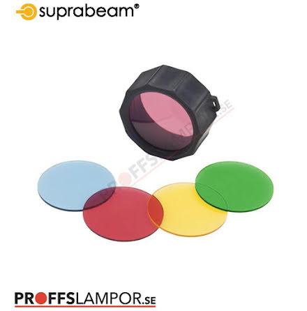 Tillbehör Färgfilter Suprabeam Q7XR