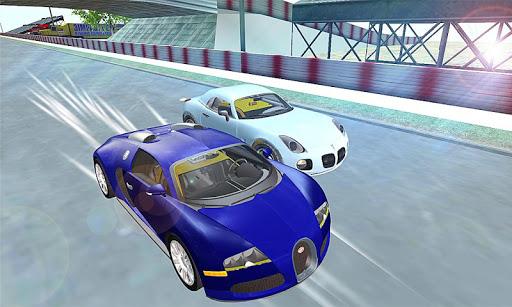 Simulation racing mania