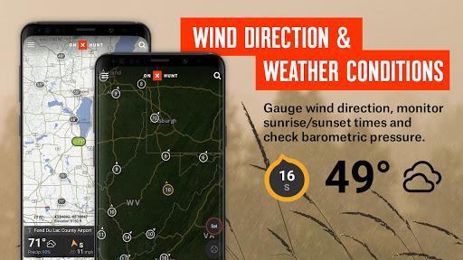 onX Hunt #1 Hunting Maps & Offline GPS Navigation 4.26.2 screenshots 2