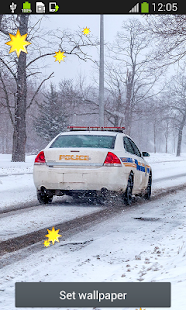 Police Car Live Wallpapers Apps On Google Play