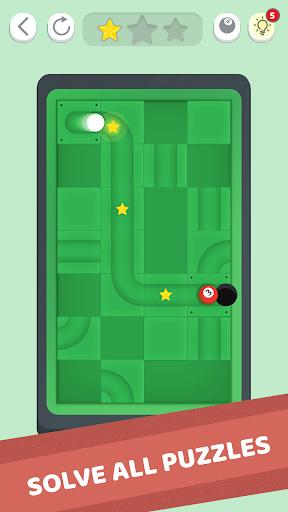 Roll Ball Puzzle Games: Slide Hexa Block Puzzle IQ 0.1 screenshots 2