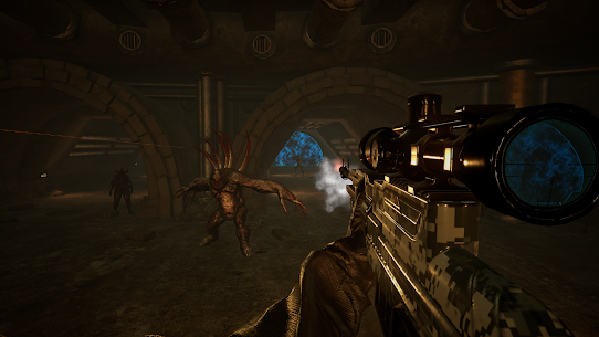 Project RIP Mobile – Free Horror Survival Shooter Apk Download For Android and Iphone 6