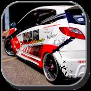 Car Sticker Design Ideas icon