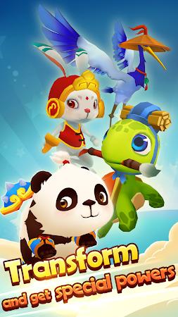 Monkey King Escape 1.6.0 screenshot 22125