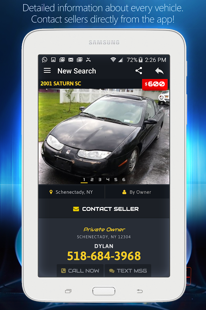 Cheap Cars For Sale - Autopten Android 17