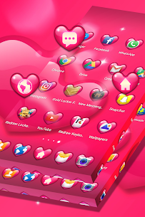 Love Theme Launcher 4