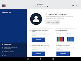 Screenshot of La Banque Postale