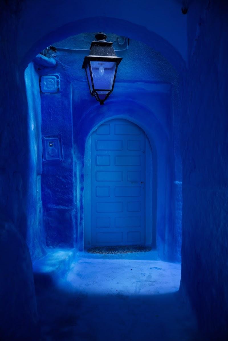 Blue door di adiemus