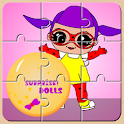 Surprise Dolls Puzzle Kids icon