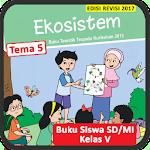 Kelas 5 SD Tema 5 - Buku Siswa BSE K13 Rev2017 Icon