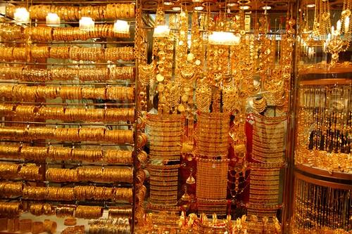 Photo Souk de l'or de Deira