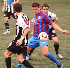 Photo: 18/09/11 v Club Esportiu Ferreries (Spanish La Liga Tercera Division Group 11) 0-1 - contributed by Paul Roth