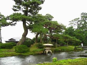Photo: Jardin Kenroku-en à Kanazawa