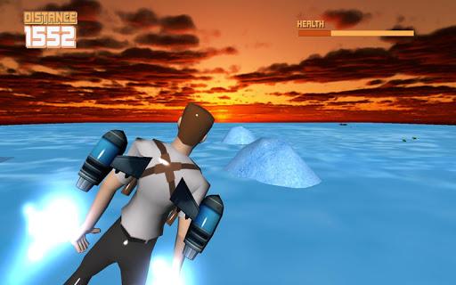 Flight Simulator Jetpack Hero