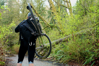 Photo: Gully photos of the D-Plus, our latest #makebikes project.  Photo: Dan Holz Photography